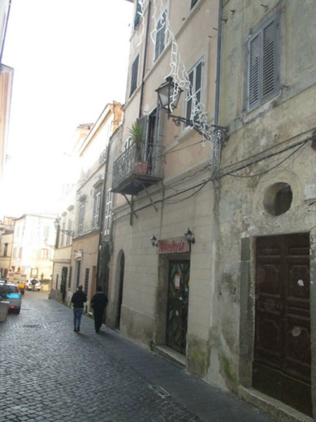 Appartamento sul corso Cardinale Vannutelli